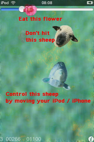 Screenshot iSheep