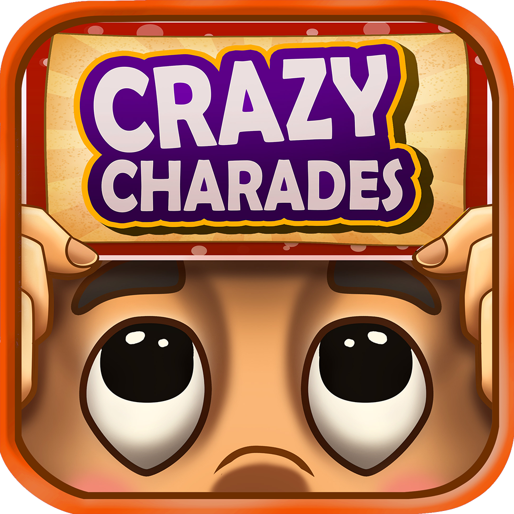 Crazy Charades – Kids Funny Party Word (Trivia Puzzle Heads)
