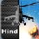 Hind Gunship - Combat...
