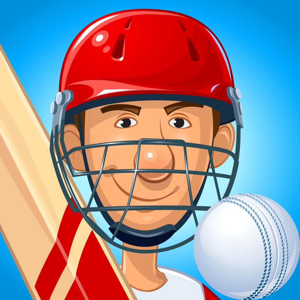 iPhone, iPad: »Stick Cricket 2«